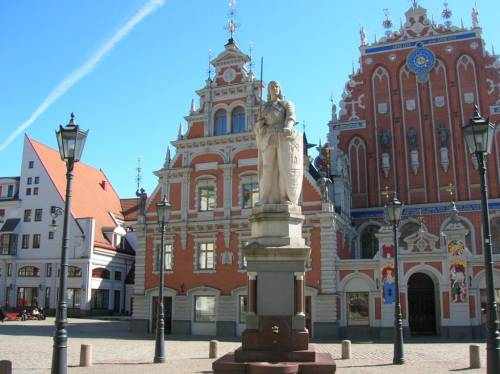 Балтия польша и калининградская